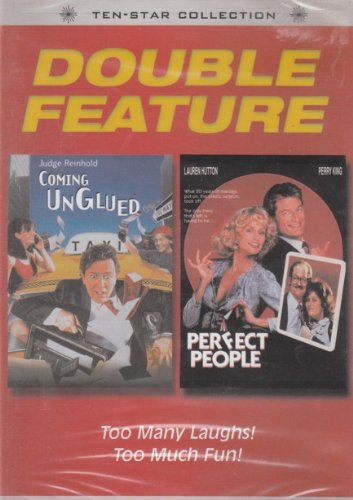 BLU-RAY TITLE:  Coming Unglued / Perfect People <br>ACTORS: Judge Reinhold, Cody Jones, Lauren Hutton, Perry King