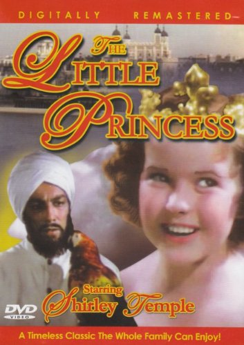 BLU-RAY TITLE:  The Little Princess<br>ACTORS: Shirley Temple