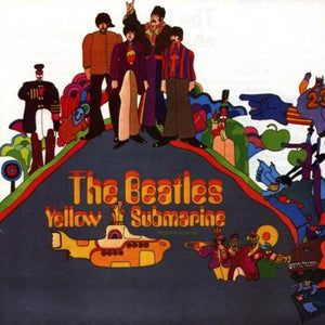 ARTIST:  Beatles<br>CD  TITLE:  Yellow Submarine - Mediaworks Records