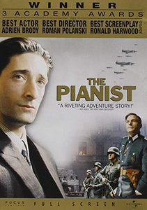 BLU-RAY TITLE:  Pianist <br>ACTORS: Adrien Brody