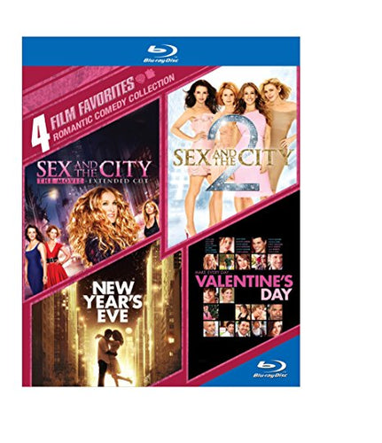 BLU-RAY TITLE: 4 Film Favorites: Romantic Comedy (BD)(4FF) [Blu-ray]<br>ACTORS: Sarah Jessica Parker