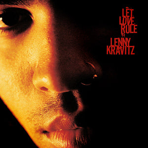 ARTIST:  LENNY KRAVITZ<br>CD  TITLE:  Let Love Rule