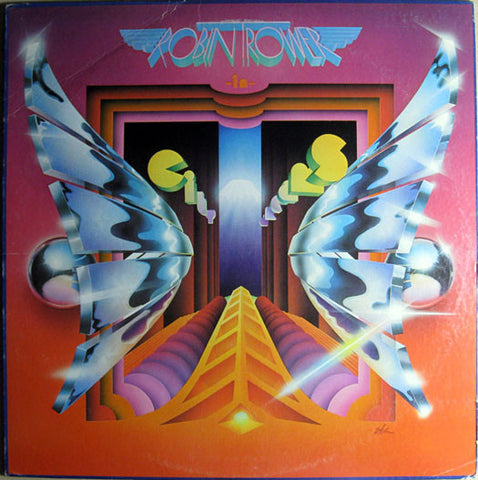 ARTIST:  Robin Trower<br>VINYL LP TITLE:  In City Dreams