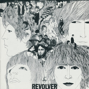 ARTIST:  Beatles<br>CD  TITLE:  Revolver - Mediaworks Records