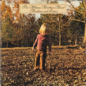 ARTIST:  Allman Brothers Band<br>VINYL LP TITLE:  Brothers And Sisters - Mediaworks Records