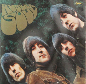 ARTIST:  Beatles<br>CD  TITLE:  Rubber Soul - Mediaworks Records