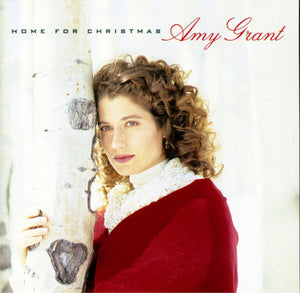 ARTIST:  Amy Grant<br>CD  TITLE:  Home for Christmas - Mediaworks Records