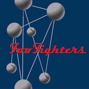 ARTIST:  Foo Fighters<br>CD  TITLE:  The Colour and the Shape (1997)