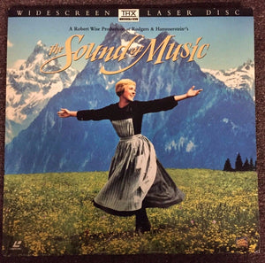 ACTORS: Julie Andrews, Christopher Plummer<br>LASER DISC TITLE: The Sound of Music - Mediaworks Records