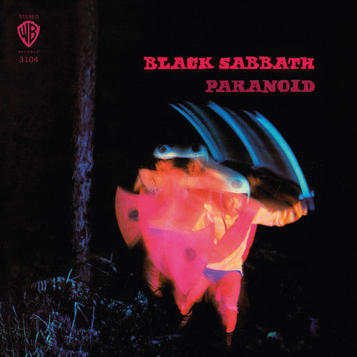 ARTIST:  Black Sabbath<br>CD  TITLE:  Paranoid - Mediaworks Records