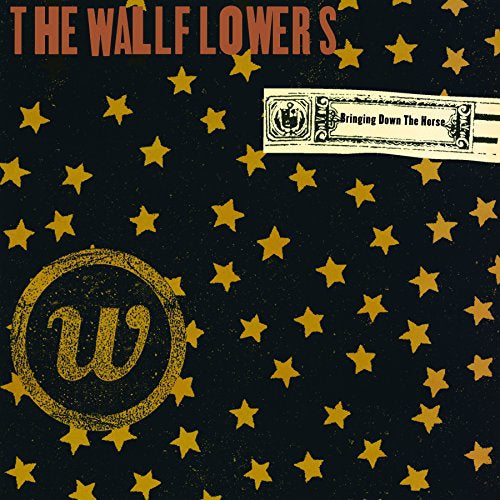 ARTIST:  The Wallflowers<br>CD  TITLE:  Bringing Down The Horse