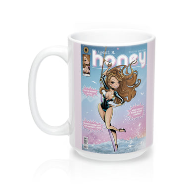 Agent M. (Honey) Ceramic Mug 15oz