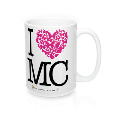 I Heart MC Mug 15oz