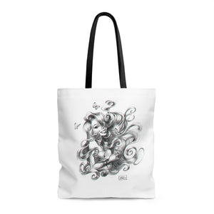Agent M. (Butterfly) Tote Bag