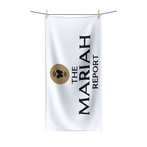 Classic Mariah Report Polycotton Towel