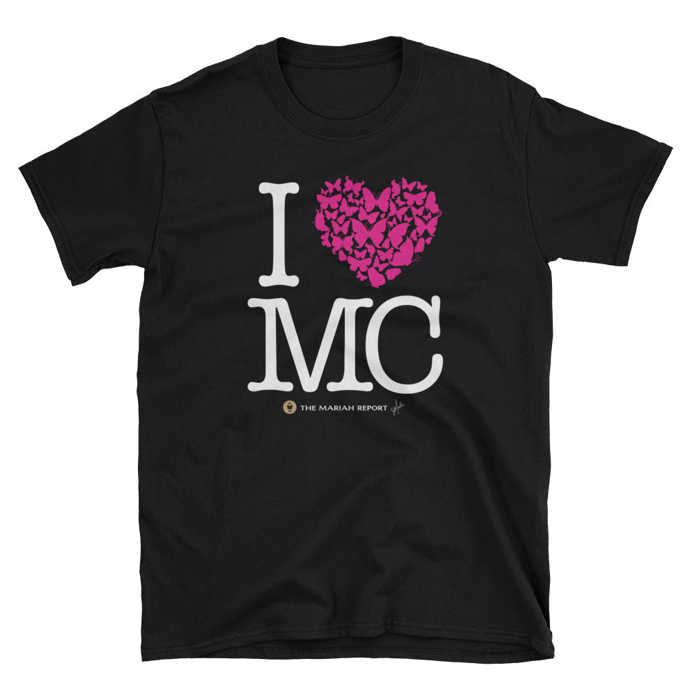 I Heart MC Men's/Unisex Short-Sleeve T-Shirt
