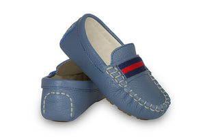 Sorento Mid Blue Loafers