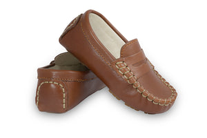 Verona Brown Loafers