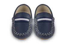 Sorento Navy Loafers