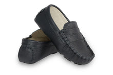 Verona Black Loafers