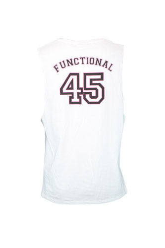 Unisex F45 Athletica Muscle Tank - CLEARANCE