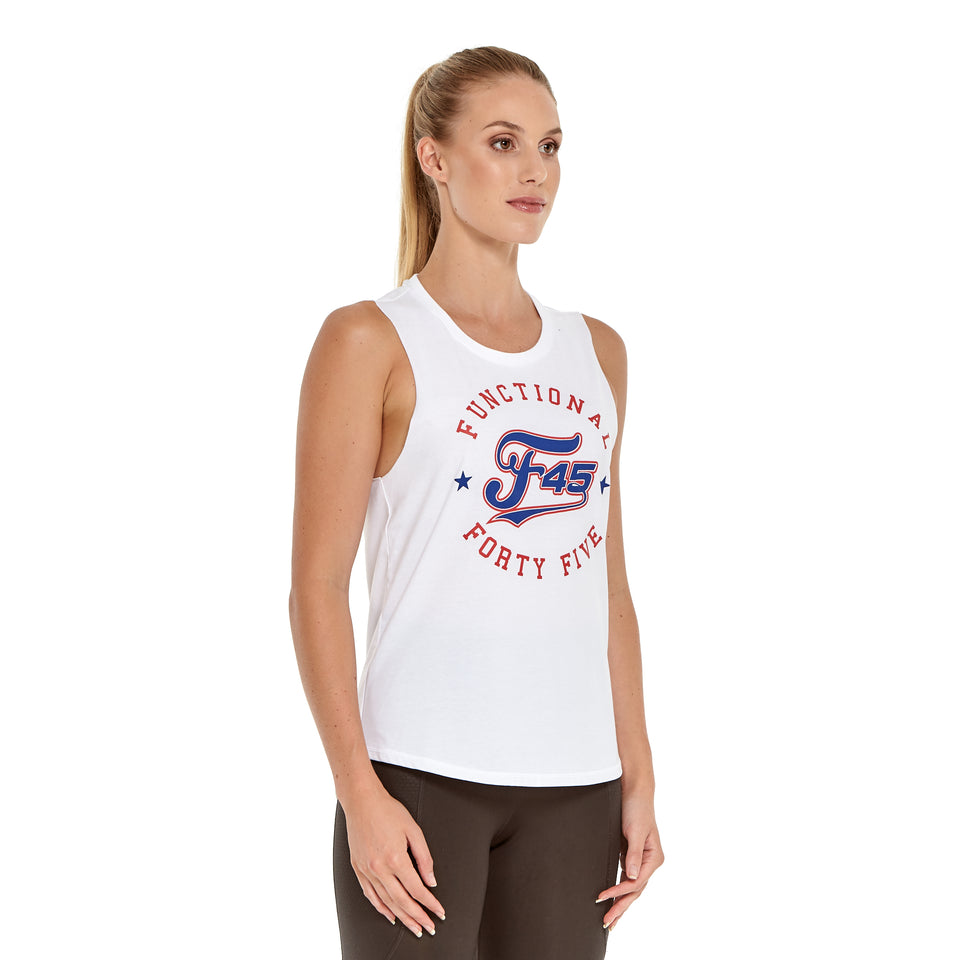 Womens All Star Soft Q-Dry Tank