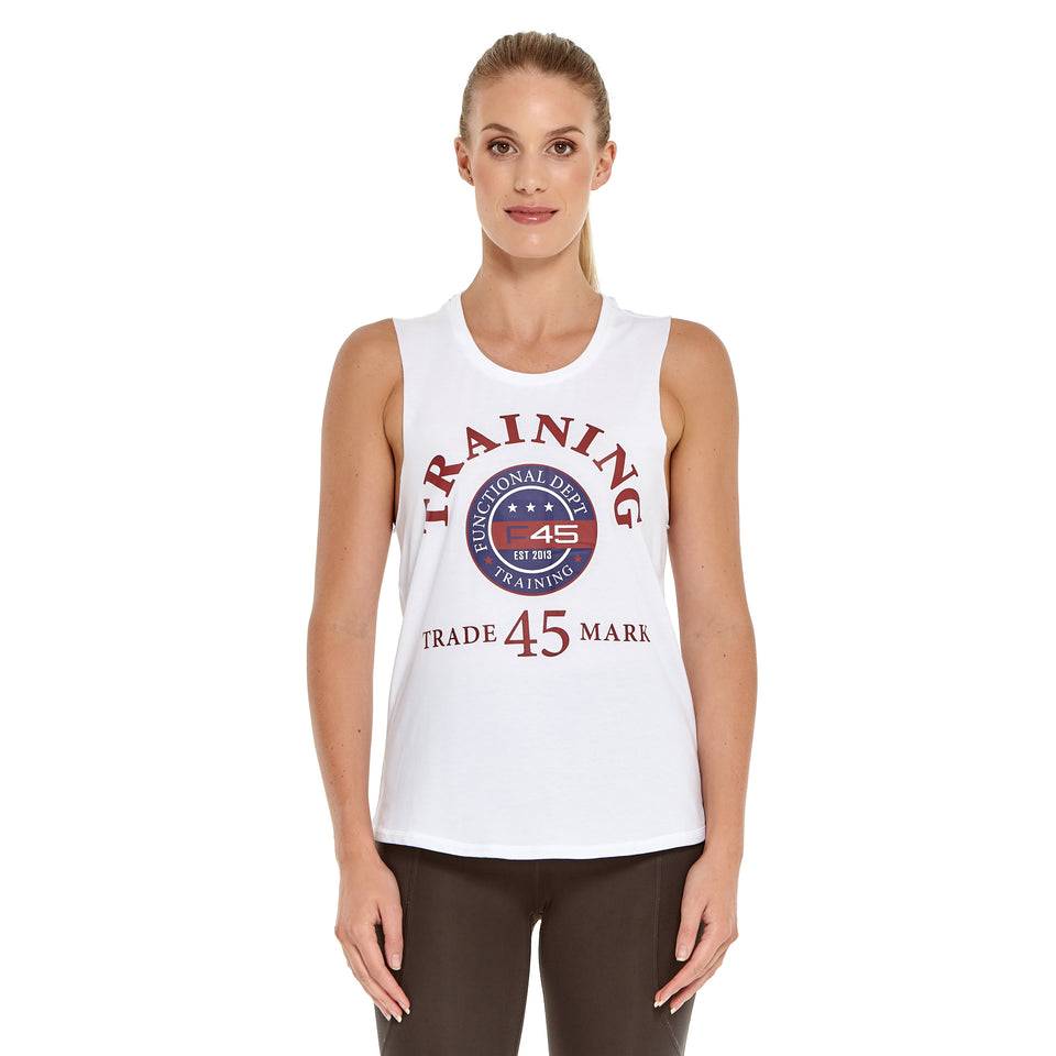 Womens Trademark Soft Q-Dry Tank
