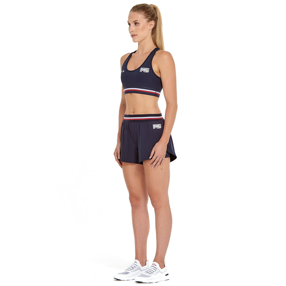 Womens Uniform Crop