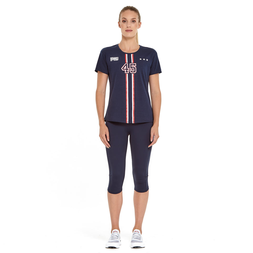 Womens Uniform Soft Q-Dry Tee