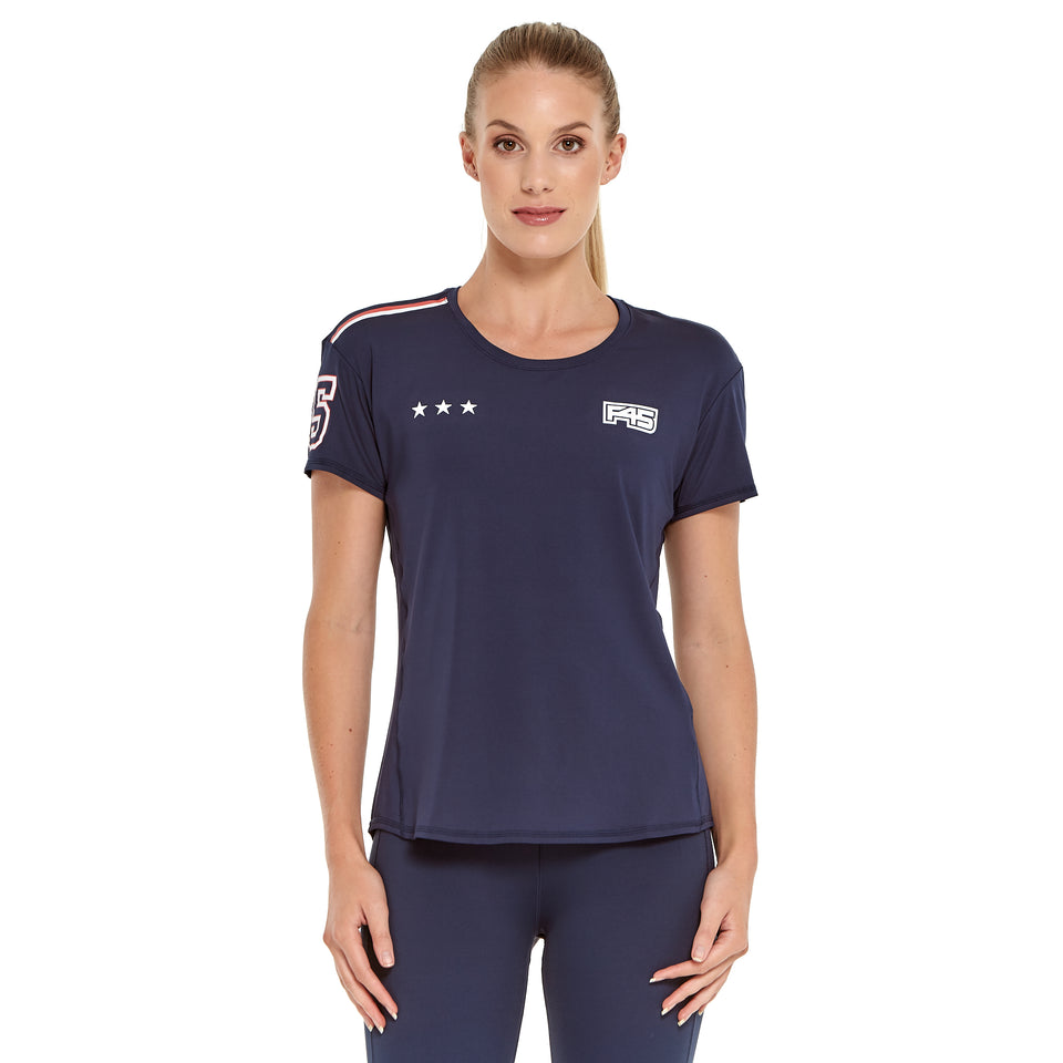 Womens Uniform Cool Q-Dry Tee