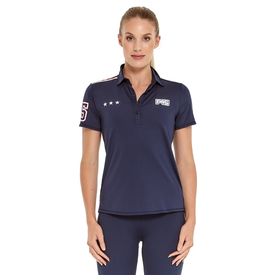 Womens Uniform Cool Q-Dry Polo