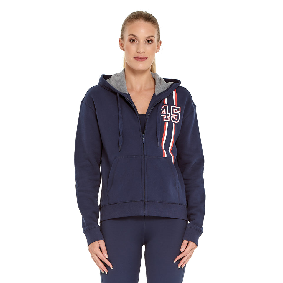 Womens Uniform Heavyweight Hoodie
