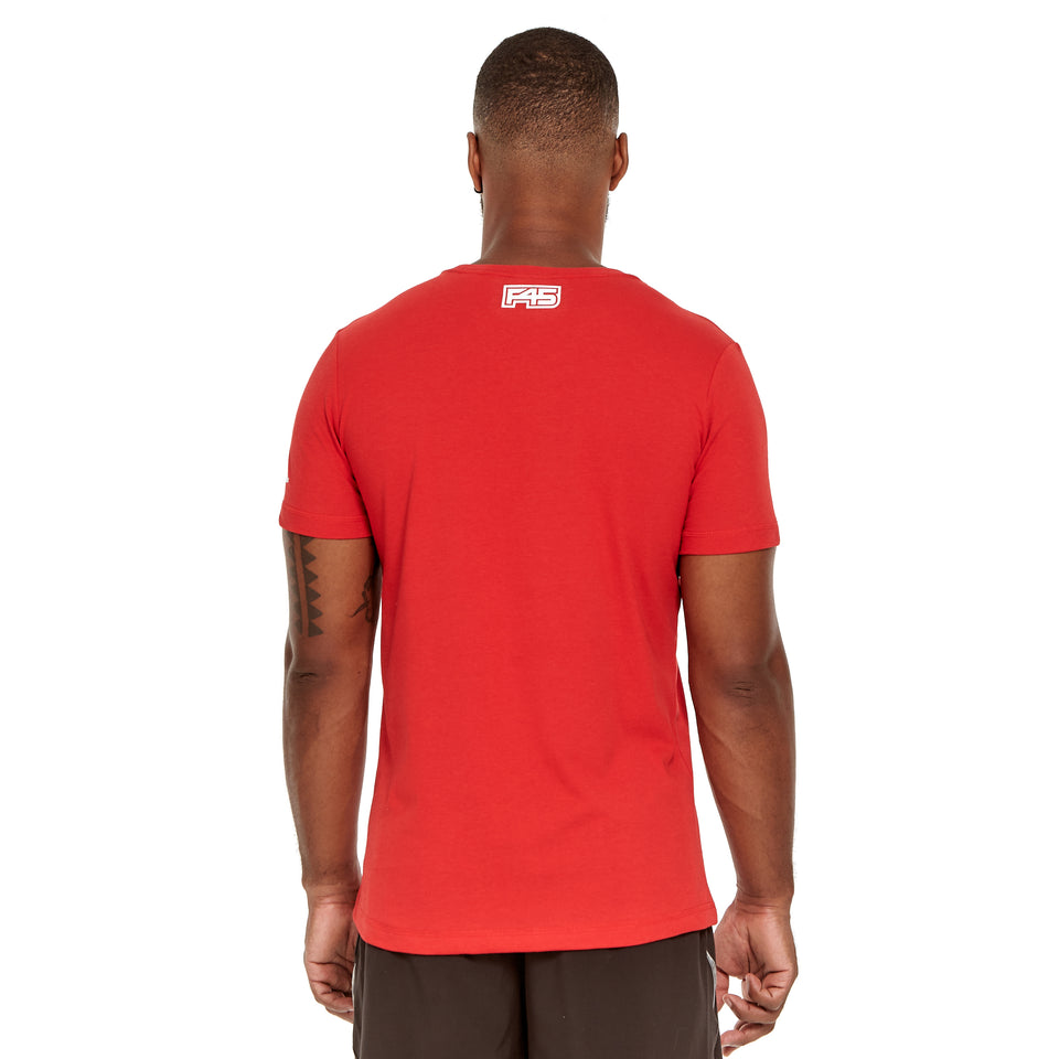 Mens Eagle 45 Soft Q-Dry Tee