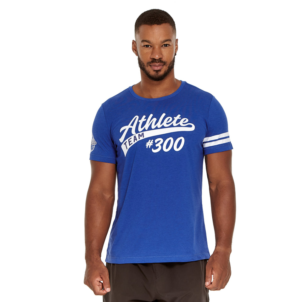 Mens Team 300 Soft Q-Dry Tee