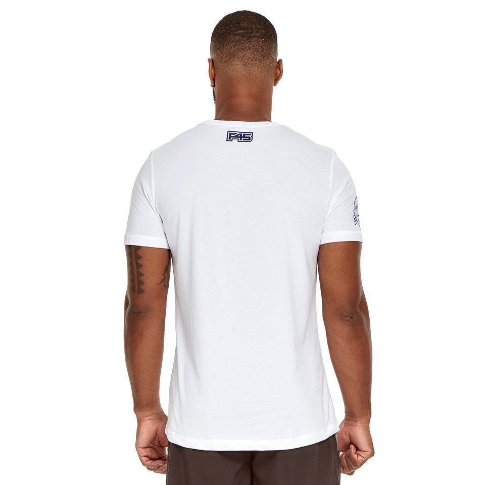 Mens Team 600 Soft Q-Dry Tee