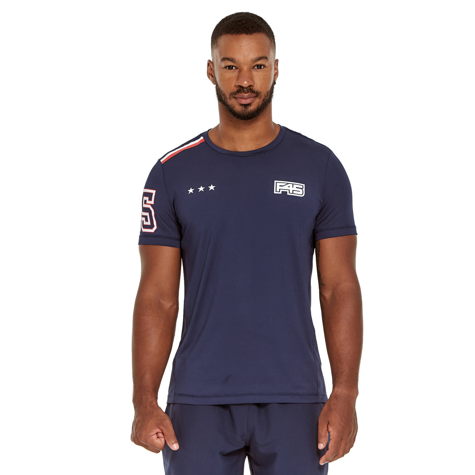 Mens Uniform Cool Q-Dry Tee