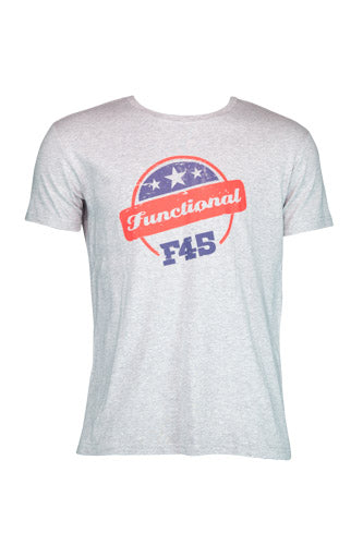 Mens F45 Functional Circle T-Shirt - CLEARANCE