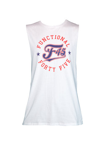 Unisex F45 All Star Muscle Tank - CLEARANCE