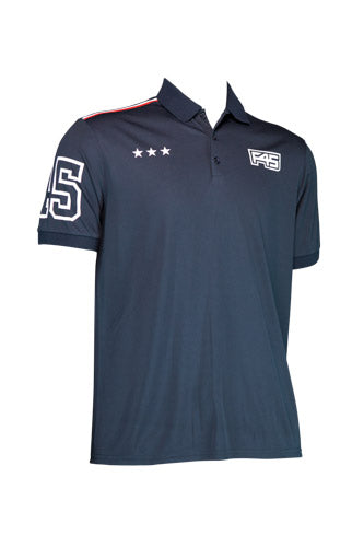 Mens Uniform F45 Dry Fit Polo Shirt - CLEARANCE