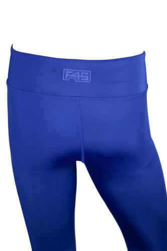 Womens Fade Star Blue Legging  - CLEARANCE