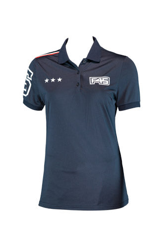 Womens Uniform F45 Dry Fit Polo Shirt - CLEARANCE
