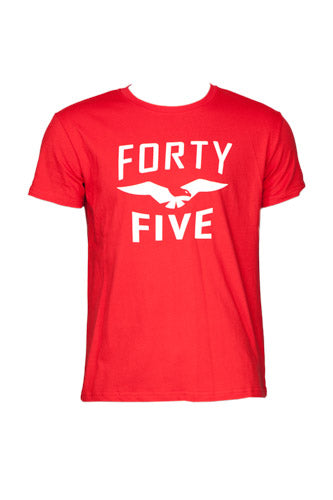 Mens F45 Forty Five Eagle T-Shirt - CLEARANCE