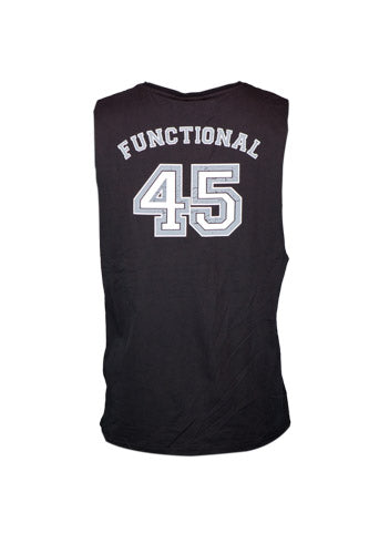 Unisex F45 Brooklyn Muscle Tank - CLEARANCE