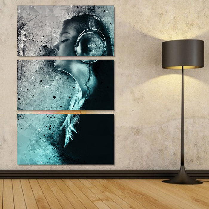 3 PC Sound Of The Music Canvas