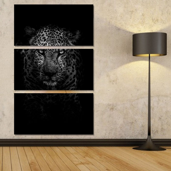 Spotted Leopard Canvas