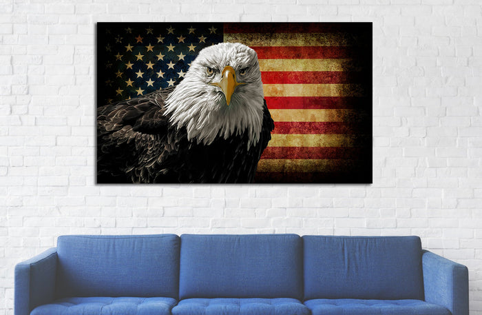 American Eagle Canvas