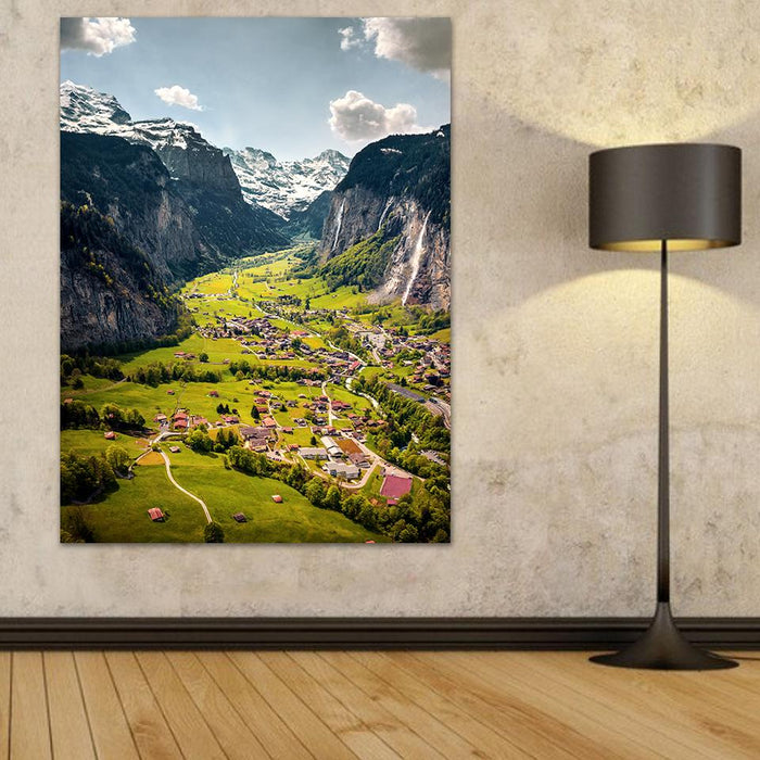 Dream Valley Canvas