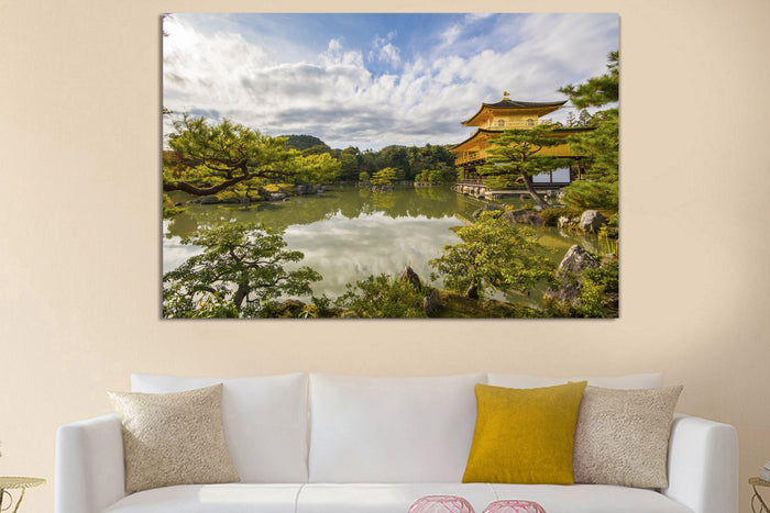 Kyoto Japan Canvas
