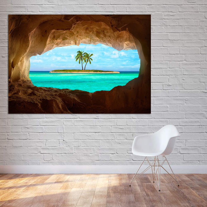 Turks and Caicos Canvas