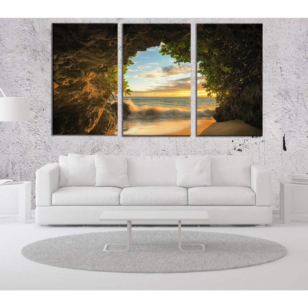 Beach Escape Canvas